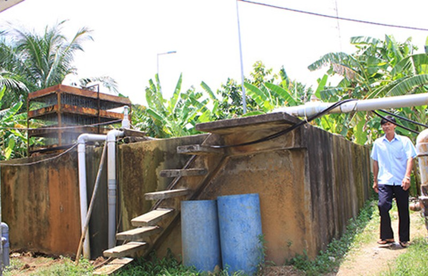 Dân 'nhịn khát' vì sợ nước nhiễm độc - ảnh 1