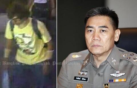 Thái Lan đã nhận diện nghi can mặc áo vàng - ảnh 1