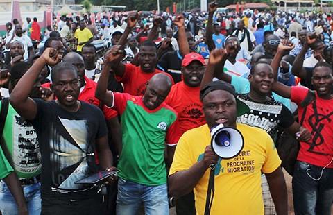 Đảo chính quân sự ở Burkina Faso - ảnh 1