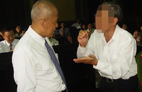 Có nên ghi nhận 'quyền im lặng' của luật sư? - ảnh 1