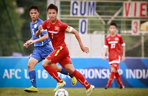 Vòng loại U-16 châu Á, VN – Úc: Theo gương U-19! - ảnh 1
