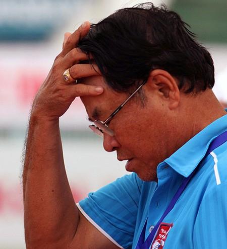 Vòng đấu cuối V-League 2015: Gánh nặng ngày cuối - ảnh 1
