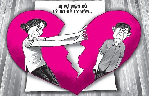 Ly hôn vì chê chồng… bất lực - ảnh 1