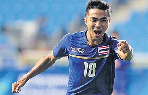 Messi Thái và phương án của đội tuyển Thái Lan trước lượt về  - ảnh 1