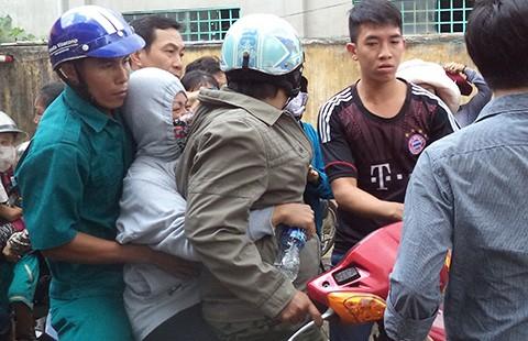 Vụ vỡ hụi ở Đồng Nai: CA xã 'áp tải' chủ hụi về tòa án  - ảnh 1