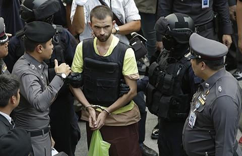 Thái Lan kết thúc điều tra vụ đánh bom Bangkok - ảnh 1