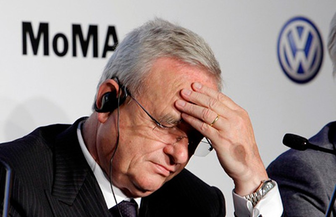 Cơ quan công tố điều tra chủ cũ của Volkswagen - ảnh 1