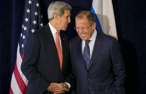 Nga chỉ trích Pháp không kích ở Syria - ảnh 1