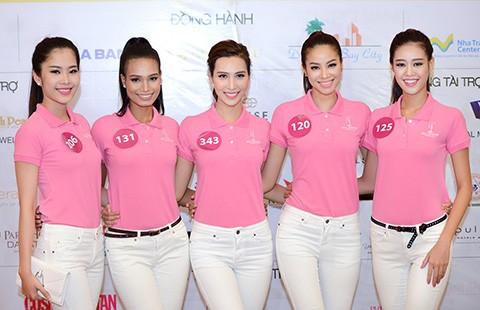 'Hoa hậu Hoàn vũ Việt Nam 2015' nhận gần 10 đơn thư tố cáo - ảnh 1