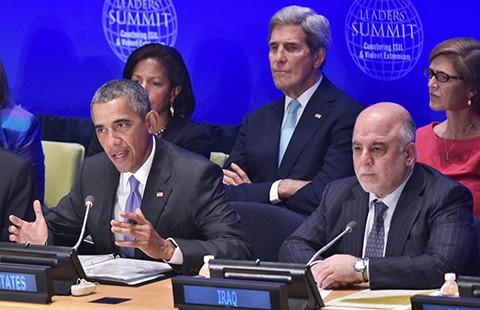 Obama nhận xét đánh Nhà nước Hồi giáo sẽ lâu dài - ảnh 1