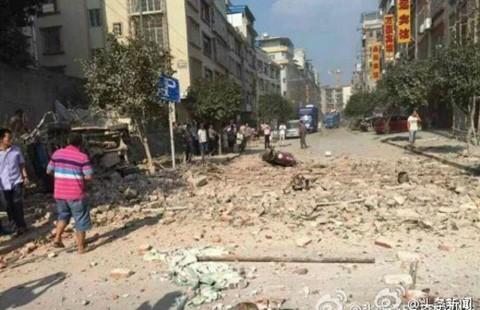 Nổ hàng loạt ở Quảng Tây do bưu phẩm có chất nổ - ảnh 1