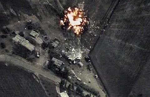 Nga triển khai 50 máy bay tới Syria - ảnh 1
