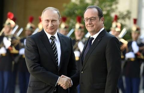 Nếu Iraq mời, máy bay Nga sẽ tới! - ảnh 1