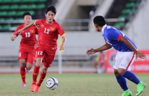 Thắng U-19 Đông Timor, U-19 VN tiến sát đến VCK U-19 châu Á - ảnh 1