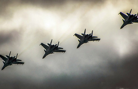 Mỹ, Pháp ra điều kiện hợp tác với Nga - ảnh 1