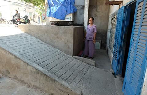 'Giải cứu' 8.000 nhà bị thiệt hại bởi nâng đường - ảnh 1