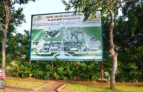 Bà Rịa-Vũng Tàu: Thanh tra các dự án trăm triệu đô ì ạch  - ảnh 1