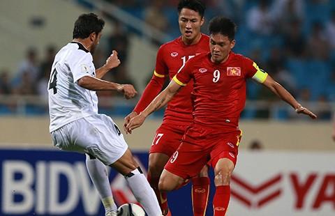 Vòng loại World Cup 2018, VN- Iraq (1-1): Ngẩng cao đầu! - ảnh 1
