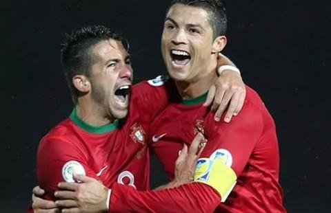 Vòng loại Euro 2016: Bồ Đào Nha cán đích sớm - ảnh 1
