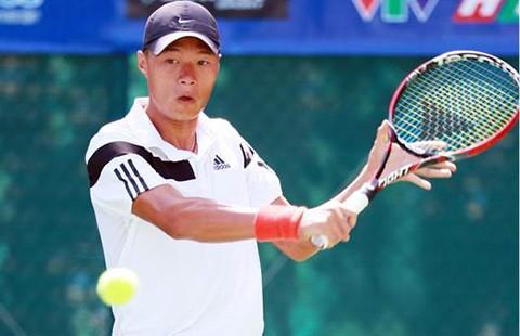 Giải quần vợt VN Open 2015: Thêm suất đặc cách cho Phạm Minh Tuấn - ảnh 1