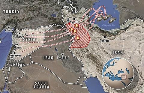 Syria khen chiến dịch của Nga hiệu quả - ảnh 1