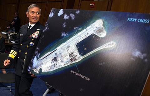 Tại sao Mỹ quyết liệt tuần tra biển Đông? - ảnh 1