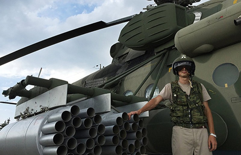 Nhà nước Hồi giáo đe dọa Nga  - ảnh 1