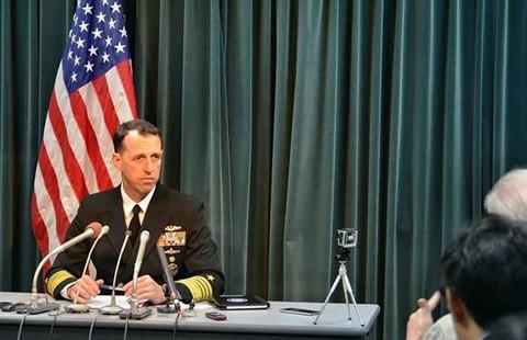 Báo Trung Quốc hô hào ngăn tàu chiến Mỹ - ảnh 1