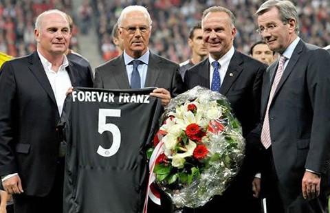 Beckenbauer bị tố 'mua' World Cup 2006 - ảnh 1