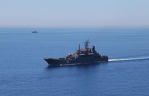 Tàu chiến Nga sẽ đánh Nhà nước Hồi giáo - ảnh 1