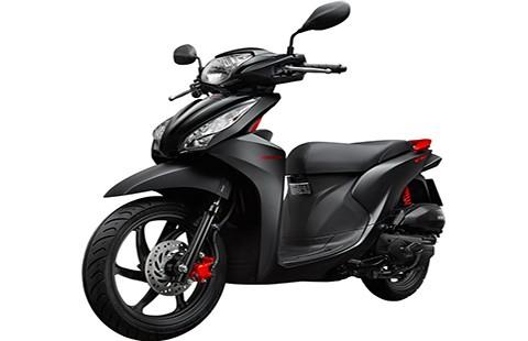 Honda Việt Nam giới thiệu phiên bản mới xe VISION - ảnh 1