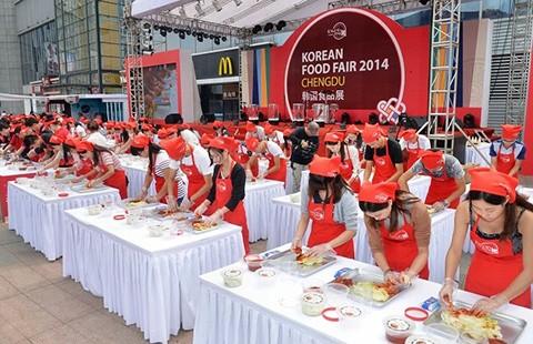 Hàn Quốc muốn đưa ẩm thực thành di sản văn hóa - ảnh 1