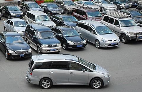 40.000 ô tô công 'ngốn' gần 13.000 tỉ đồng/năm - ảnh 1