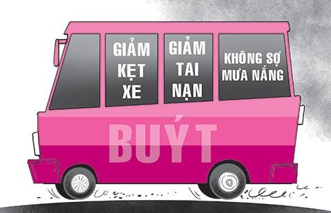 Văn minh xe buýt - ảnh 1