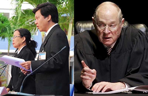 Thẩm phán sẽ mặc áo thụng đen khi xét xử - ảnh 1