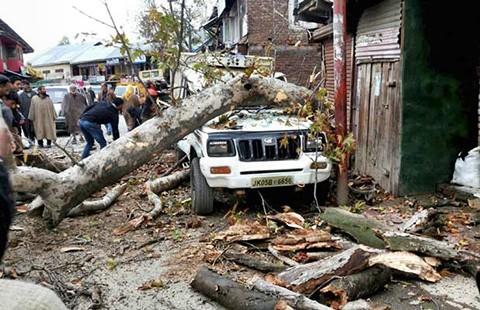 Động đất Nam Á: 180 người chết - ảnh 1