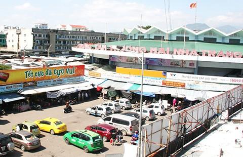 Phập phồng số phận chợ Đầm Nha Trang - ảnh 1