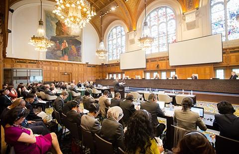 Philippines kiện TQ: Luật pháp quốc tế và công lý đã được thực thi  - ảnh 1