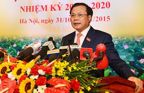 Ông Phạm Quang Nghị sẽ phụ trách Đảng bộ TP Hà Nội - ảnh 1