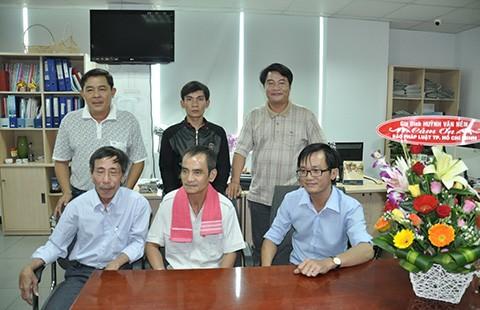 Hoa của người tù Huỳnh Văn Nén - ảnh 2
