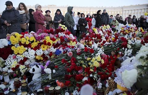 Nga, Ai Cập bác giả thiết bom nổ - ảnh 1