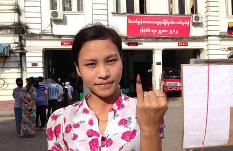 Ba kịch bản của tổng tuyển cử ở Myanmar - ảnh 1