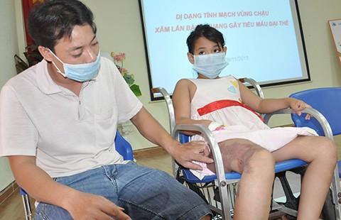 Phẫu thuật thành công ca bệnh hiếm  - ảnh 1