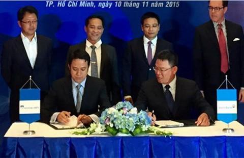 Khang Điền - VietinBank ký kết hợp tác chiến lược - ảnh 1