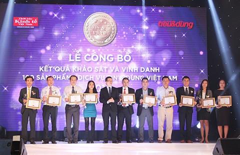 Internet Banking của NCB đoạt giải Tin và Dùng Việt Nam 2015 - ảnh 1