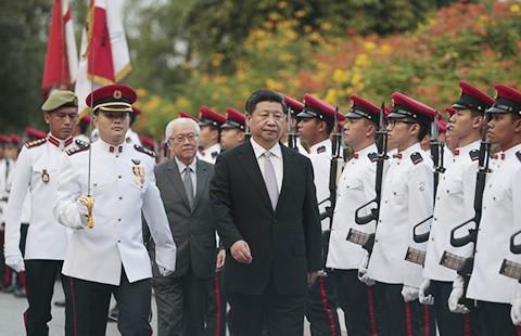 'Mối đe dọa Trung Quốc' đang lan rộng - ảnh 2