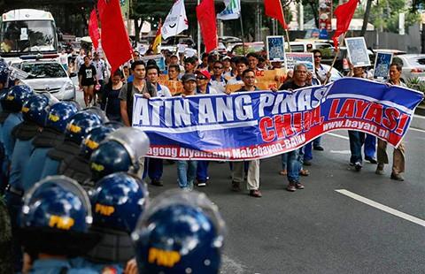 Tuyên bố chung APEC không nêu biển Đông - ảnh 1