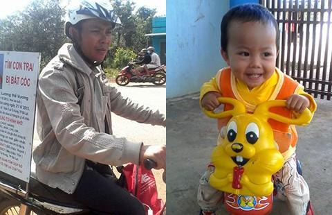 Nghi án bé trai ba tuổi bị bắt cóc - ảnh 1