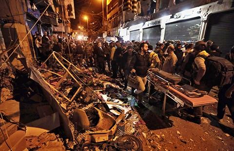 Vì sao IS đánh bom Beirut? - ảnh 1