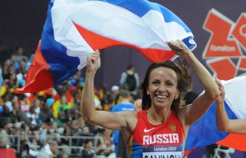 Điền kinh Nga bị cấm cửa vì doping và hối lộ - ảnh 1